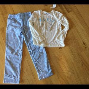 NWT, Gap, Pajama's, Size 10